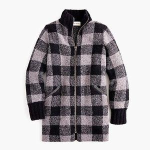 J. Crew Sweaters - J Crew the Reeds car coat cardigan